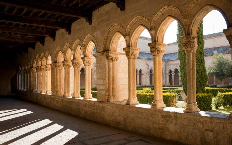 Monasterio de Nuestra Señora de la Soterraña Santa María de la Nieva