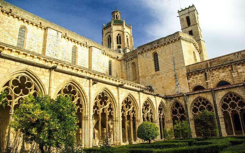 Monasterio de Santes Creus