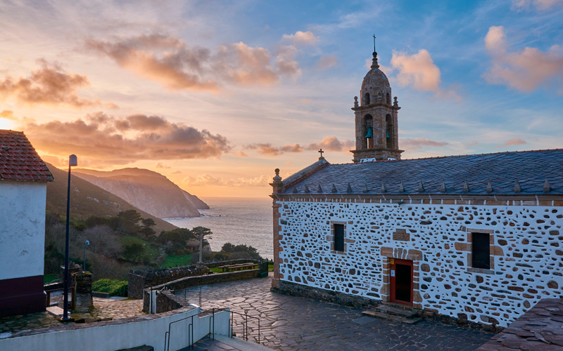 Santuario de San Andrés de Teixido