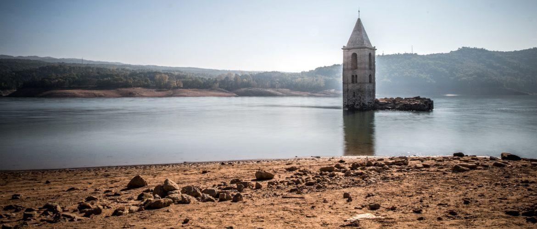 San Román de Sau y su torre