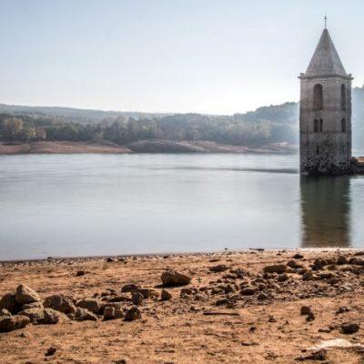 11 pueblos sumergidos de España que ocultan siglos de historia