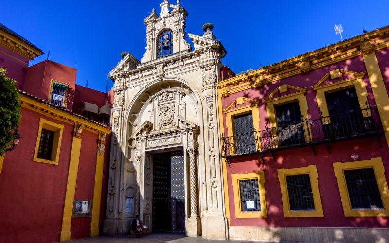 Basílica del Gran Poder Sevilla