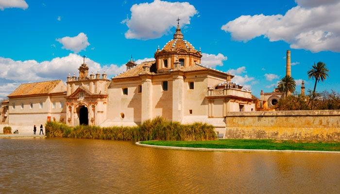 monasterio cartuja sevilla museos gratis