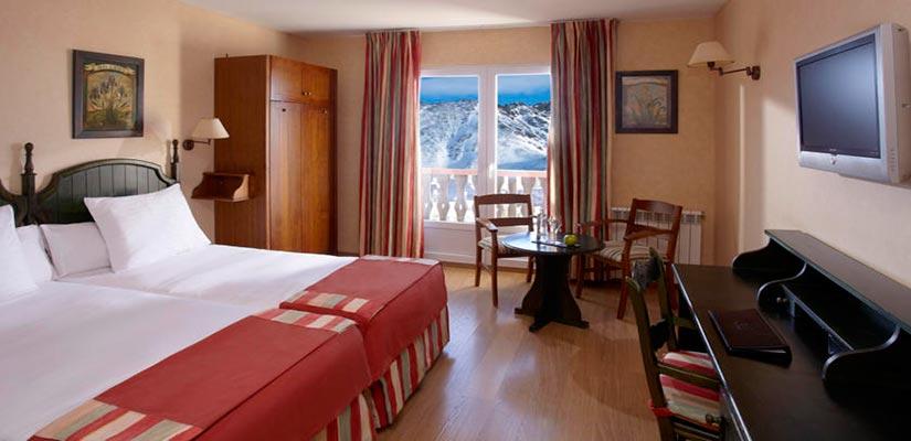 Dónde dormir en Sierra Nevada