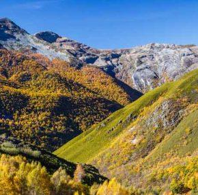 Sierra de los Ancares gallegos