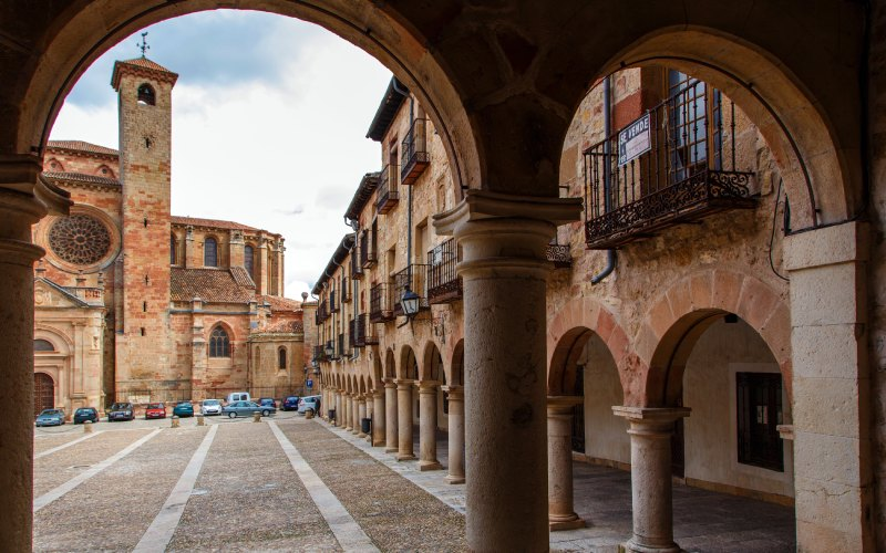 Sigüenza, uno de los pueblos más bonitos de Guadalajara