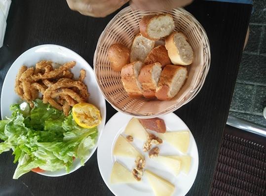 Dónde comer en Idiazabal