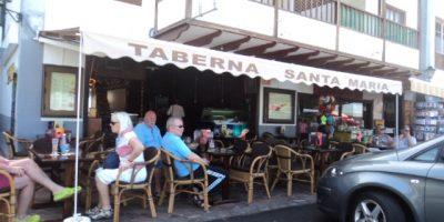 Taberna Santa María