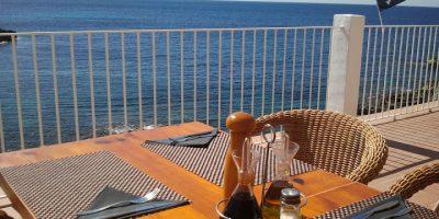 Comer Punta Prima Binibeca restaurante taberna corso