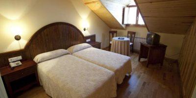 Dónde dormir en Tavascan