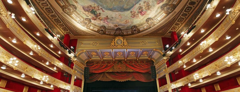 teatros más bonitos de España