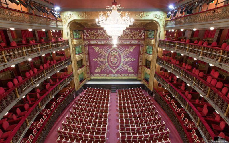 Teatro Español en Madrid