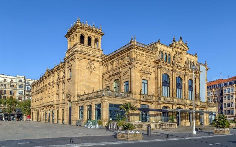 Teatro Victoria Eugenia Donostia