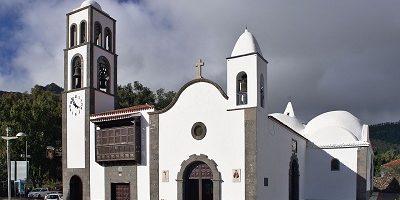 iglesia puerto santiago