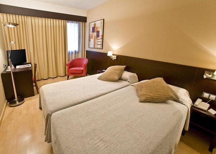 dormir teruel spa hotel ciudad teruel