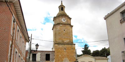 Torre del Reloj de Huete