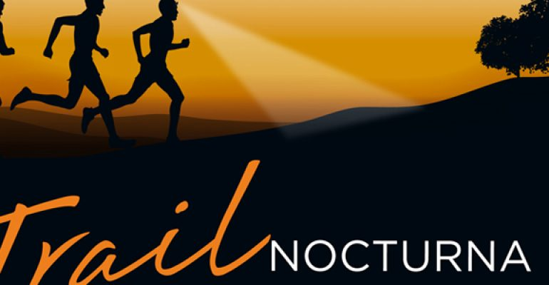 Media Maratón nocturna entre viñedos