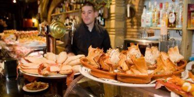 Comer en Vitoria