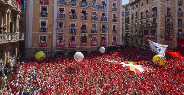 ¿Desde cuándo se celebran las grandes fiestas de España?