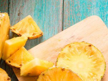 Beneficios y propiedades de la piña