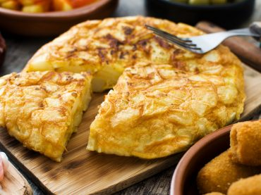 Spanish Omelete Recipe