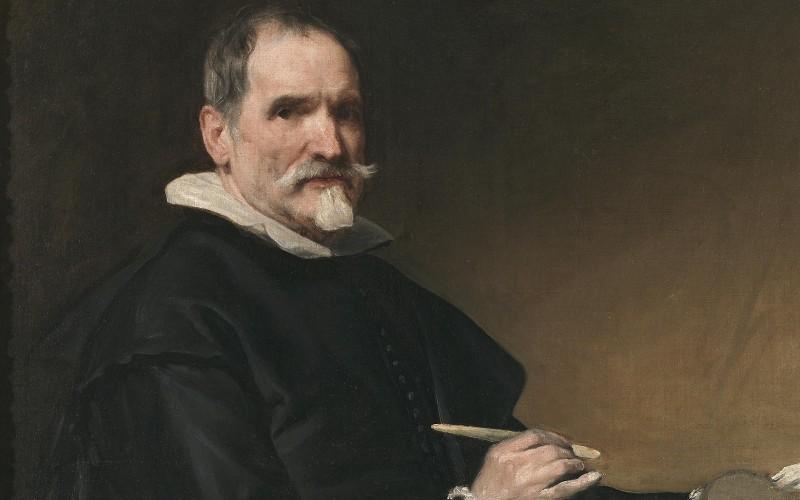 Retrato de Juan Martínez Montañés de Diego Velázquez