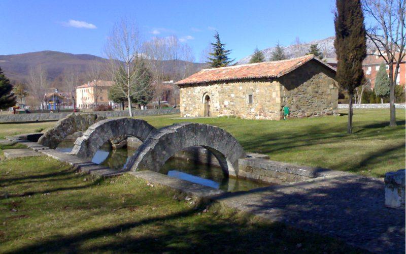 Fuente de la Reana provincia de Palencia