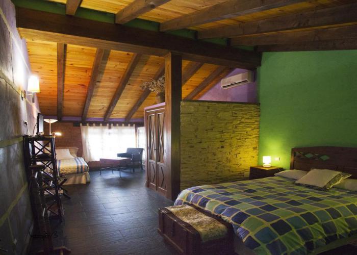 Hotel La Casona del Abuelo Parra