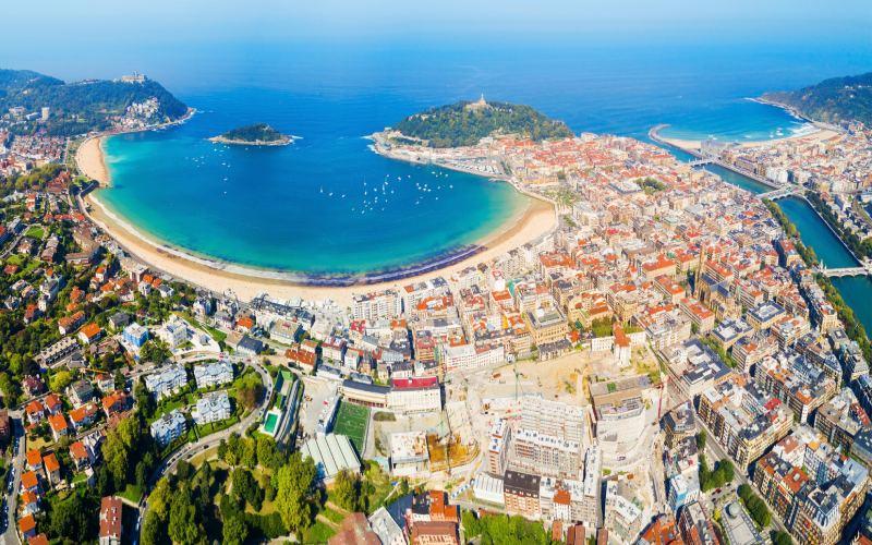 Adivinas de qué ciudades españolas son estas vistas aéreas?   España Fascinante