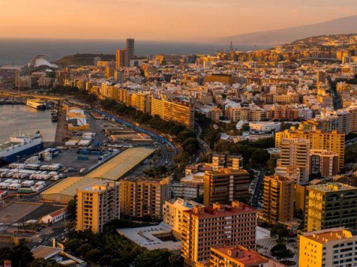 ¿Adivinas de qué ciudades españolas son estas vistas aéreas?