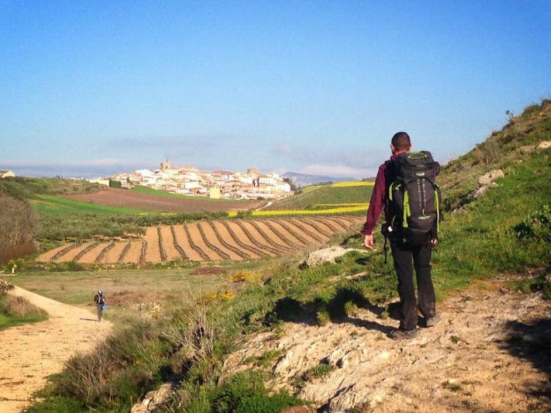 Vista a Estella - Pau Tomàs Ramis