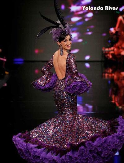 moda flamenca SIMOF Yolanda Rivas