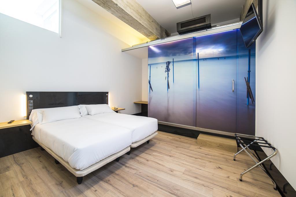 dormir zarautz zerupe hotel