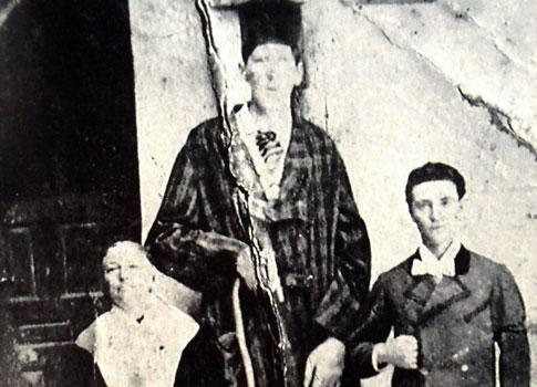 gigante agustin foto antigua