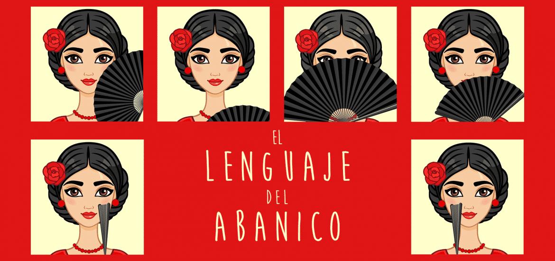 lenguaje abanicos