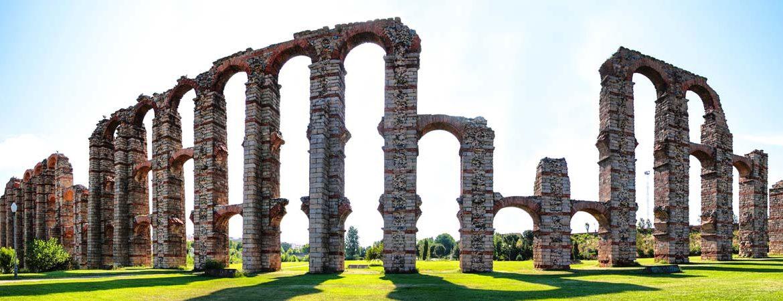 ruinas antiguas en España