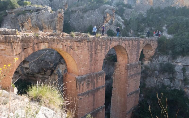 Acueducto Romano de Peña Cortada