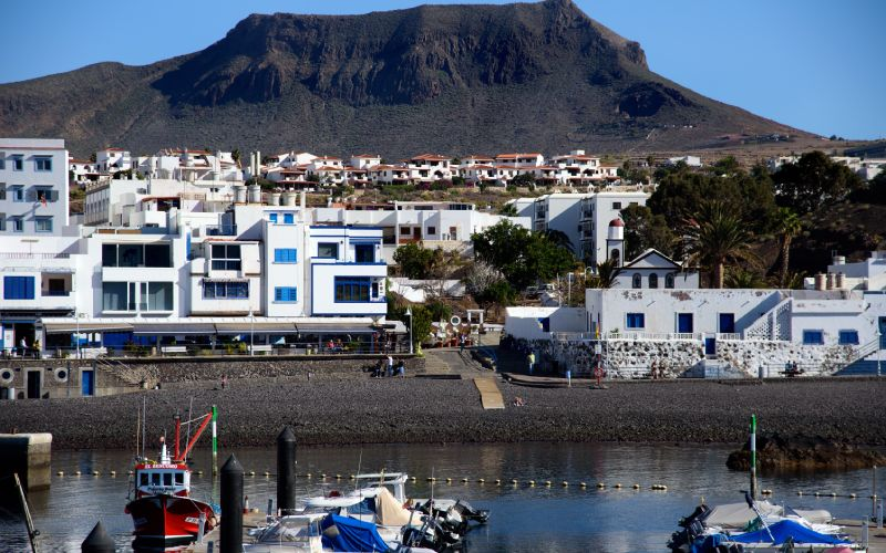Agaete en Canarias