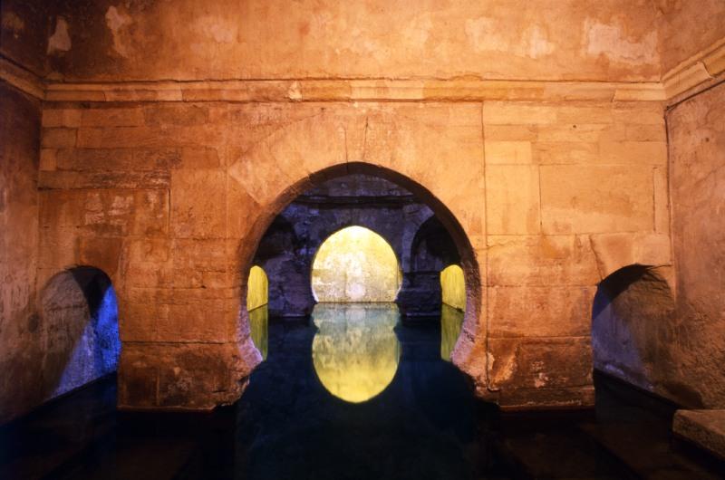 Baños árabes de Alhama de Granada