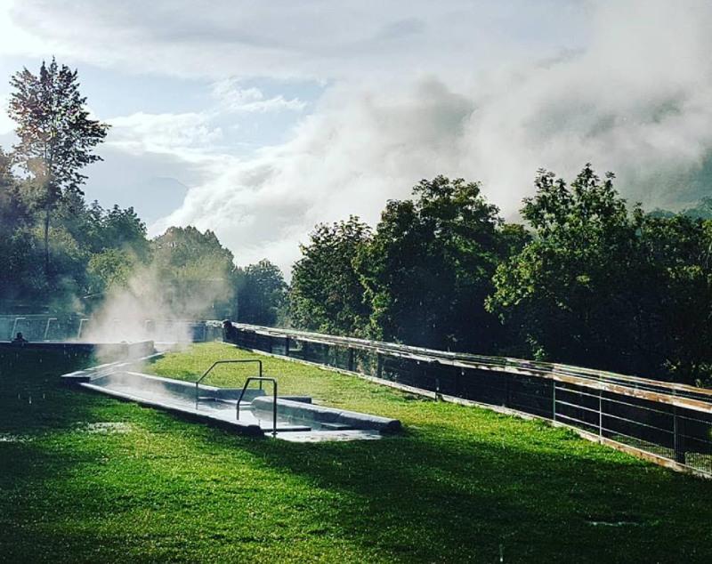 Aguas termales de España: Arties