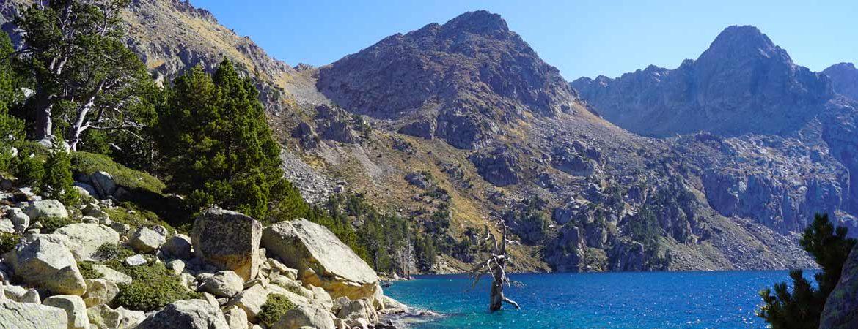 aiguestortes y estanque san mauricio - España Fascinante
