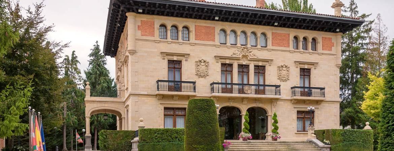 Ajuria Enea, residencia del Lehendakari