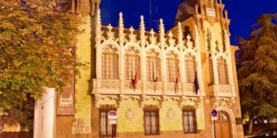 Arquitectura modernista de la ciudad de Albacete