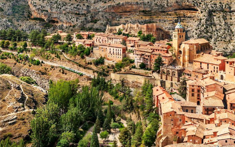Visitar Albarracín es como viajar a la Edad Media