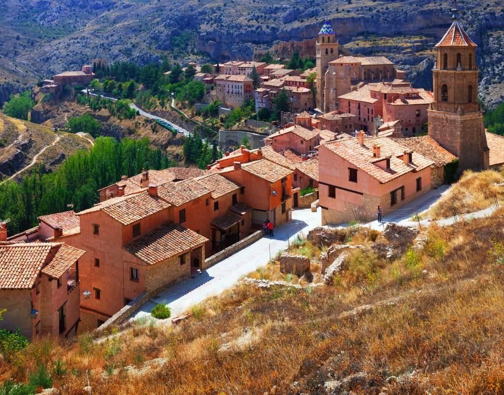 Albarracín pueblos medievales más bonitos de España
