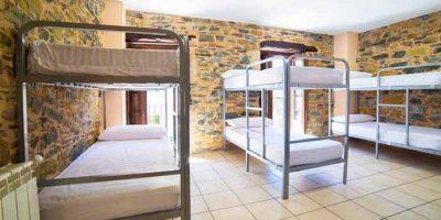 Dónde dormir en Melide