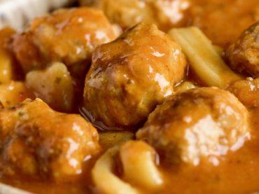 Receta de albóndigas de choco, una versión muy especial de la Costa de la Luz