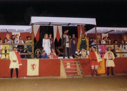 torneo medieval alburquerque