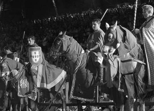 fiestas alburquerque medievales