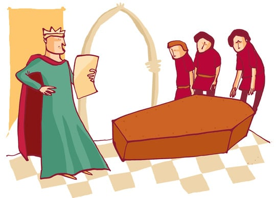 leyenda de carabuey alcaide leal hasta la muerte